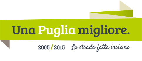 LogoUna Puglia migliore